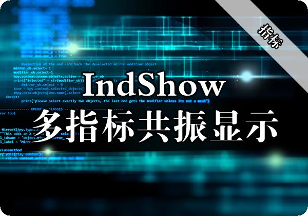 IndShow多指标共振显示
